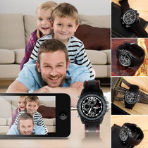 Reloj Camara Espia Agua Hd 8gb Pulsera Envio Gratis