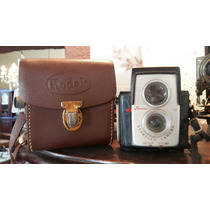 Antigua Camara Kodak !!! Con Estuche !!!