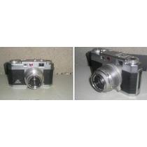 Camara Antigua Petri Super 2.8 1958 Rangefinder Zxc