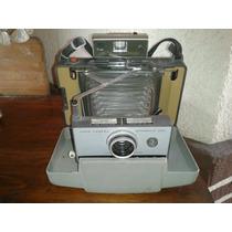 Antigua Camara De Fuelle Polaroid