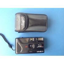 Cámara Minolta Af101r 35mm Ornato, Reparación O Refacciones