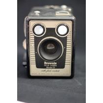 Camara Antigua Kodak Brownie Six 20 D Envio Incluido
