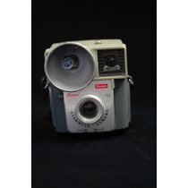 Camara Antigua Kodak Brownie Starmite Envio Incluido