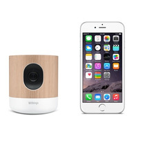 Camara Withings Home,vision Nocturna,sensor Movimiento,aire