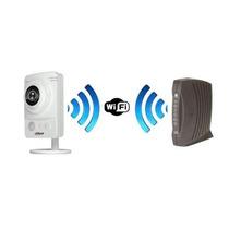 Camara Ip Cubo 1 Megapixel Lente 3.6 Mm Sensor Pir D&n Wifi