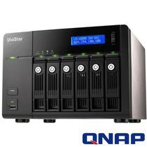 Qnap Vs6120pro+- Grabador De Camaras Ip Multimarca/ 20 Canal