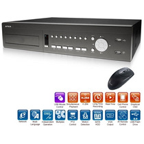 Videograbador Digital Dvr 8 Canales De Video Formato H264