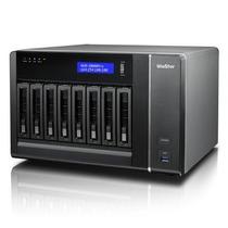 Nvr Standalone Linux Qnap Vs8124pro+ - 24 Canales +c+