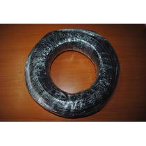 Cable Coaxial Siames 2 Hilos Cal 20 Cctv 50mts B06-50