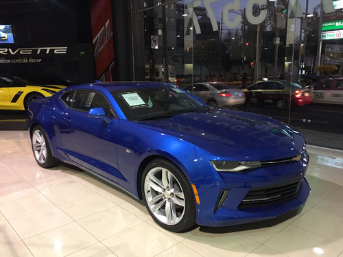 Camaro Rs V6 -2017- Increible!!!