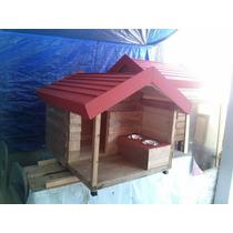 Casas De Madera Para Mascota (pet House)