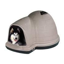 Casa Igloo Grande Indigo Petmate Termica Perro Gato Hogar