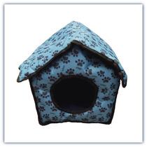 Cama - Casa Para Perro O Gato 100%lavable