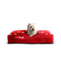 Pet Puff Para Mascotas Pequeñas Rojo