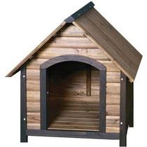 Casa Para Perro Precision Pet Country Lodge Medio