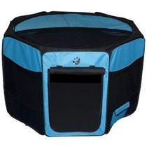 Casa Para Perro Pet Gear Travel Lite Octagon Pen Mascotas C