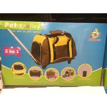 Casa Transportadora Para Perro Gato Mediana E4f