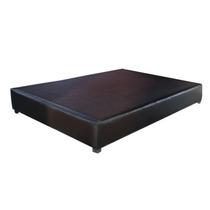 Base Queen Size Tipo Box Tapizada (cama Recamara Cabecera)