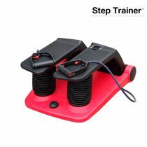 Air Climber Stepper Mini Escaladora Con Ligas Portatil