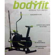 Bicicleta Eiptica Body Fit Remate