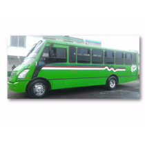 Autobús Zafiro Sport 930 International Modelo 2009
