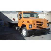 Camion International Dina Plataforma 1989