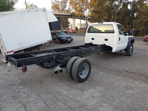 Camioneta Ford F550 Modelo 2009 Chasis Cabina