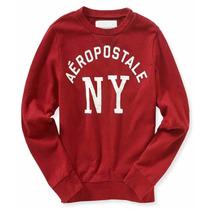 Sudadera Aeropostale Ny Swetshirt Hoddie