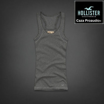 Blusa Hollister Breakwall Tank Grey Talla M Hot Sale