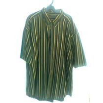 Camisa 05 Geoffrey Beene T-xxl Gorditos Fashion,antro