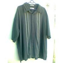 Camisa 03 Geoffrey Beene T-xxl Gorditos Fashion,antro