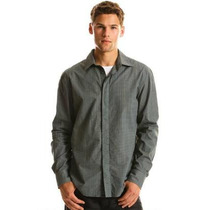 Camisa Ax Armani Exchange Large (courier Logo) 100%original