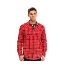 Camisas Ax Armani Exchange (bold Snap) Large 100% Original