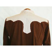 Camisa Vaquera Marca Panino M/l Alg 100% Mod 5119-2 E-shop