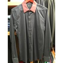Camisa Prada Manga Larga (original)