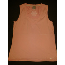 Sexy Blusa Rosa Nike Fit