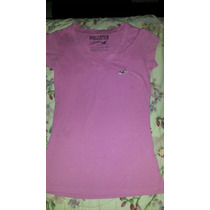 Blusa Hollister Mujer Talla Chica
