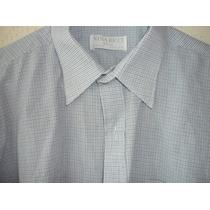 Exclusiva Camisa Nina Ricci De Vestir T L Cuello 16