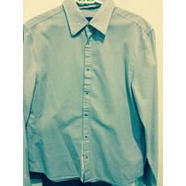 Excelente Camisa Armani Exchange Talla M Original