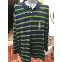 Playera Polo The Foundry Talla Extra 4xl 56/58 40% Descuento