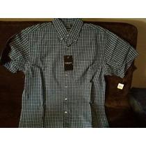 Camisa Casual Van Heusen Mediana Precio Liquidacion