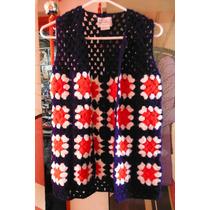 Ganchillo Croche English Village Vintage Hippie Fashion