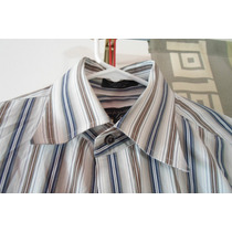 Camisa John W Nordstrom Algodon Egipcio Hombre Men De Lujo