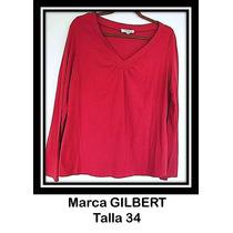 Blusa Roja Para Dama