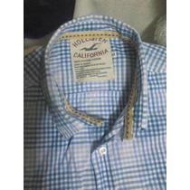 Camisa De Cuadros Hollister California