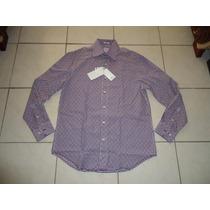 Camisa Bugatchi M Y L