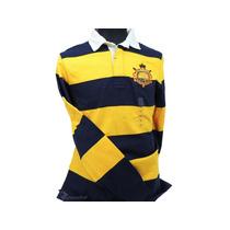 Polo Ralph Lauren - Playera Rugby Manga Larga - Talla M