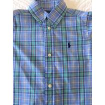 Camisa Polo Ralph Lauren Talla 3 Años Niño
