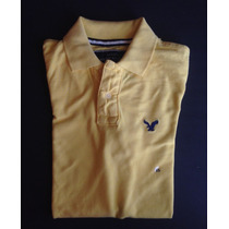 Playeras Tipo Polo American Eagle 100% Original