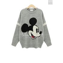 Suku 70331 Sudadera Estampada Mickey Moda Japón $509